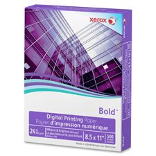 """Copy/Printer Paper,98 Bright,24Lb,8-1/2""""x14"""",500/RM,White, Sold as 1 Package, 500 Each per Package"""