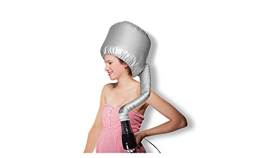 acoustics hair dryer soft hood