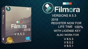 filmora registration key 8.4.0