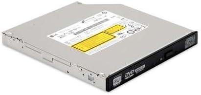Transcend USB 2.0 Slim DVD író, fekete - TS8XDVDS-K