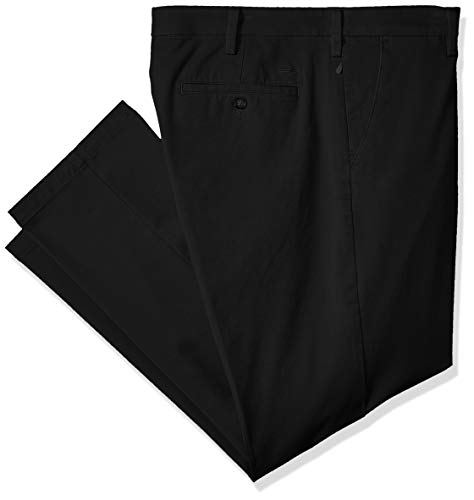 Dockers Men's Slim Tapered Fit Workday Khaki Smart 360 Flex Pants, Pembroke (Stretch), 34W x 32L from Dockers