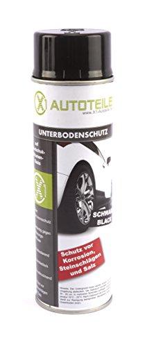 X1 Unterbodenschutz Bitumen schwarz 500ml Spray UBS