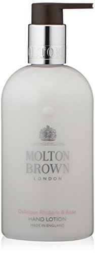 Molton Brown Delicious Rhubarb and Rose Hand Lotion, 10 oz.