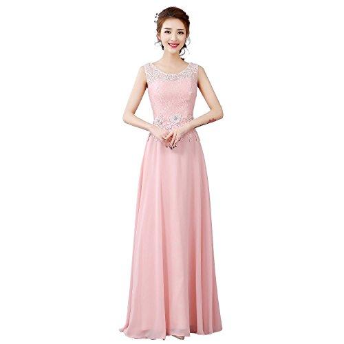 Pink A-line Jewel - 5