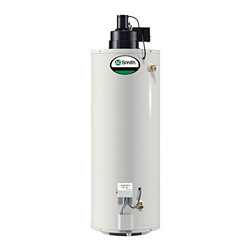 50 gallon gas hot water tank - 9