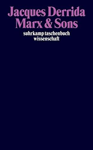 Marx & Sons (suhrkamp taschenbuch wissenschaft)