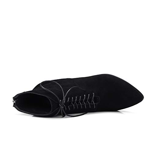 Compensées Balamasa Noir Noir Abm12945 Sandales 36 5 Femme qCCOEw7