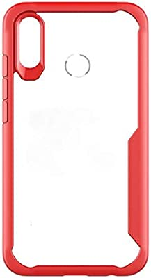 Luxury Shock Absorption Soft Shell Back Cover For Huawei