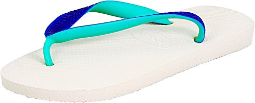 Havaianas Top Mix, Chanclas Unisex Adulto Blanco