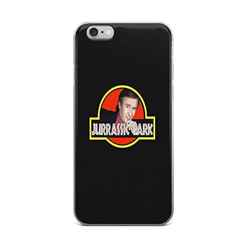 iPhone 6 Plus/iPhone 6s Plus Case Clear Anti-Scratch Alan Partridge, Alan Cover Phone Cases for iPhone 6 Plus iPhone 6s Plus]()