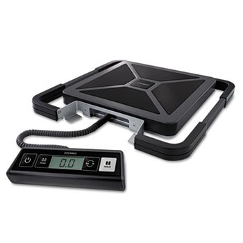 DYMO 1776111 S100 Portable Digital USB Shipping Scale, 100 Lb.