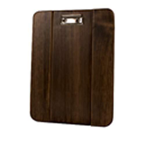 Risch Country Menu Board w/Clip, Solid Wood, Oak ()