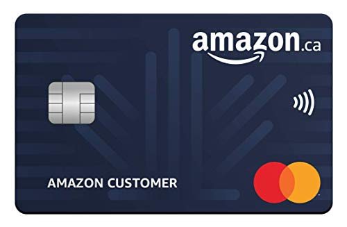 Amazon.ca Rewards Mastercard: Amazon.ca: generic