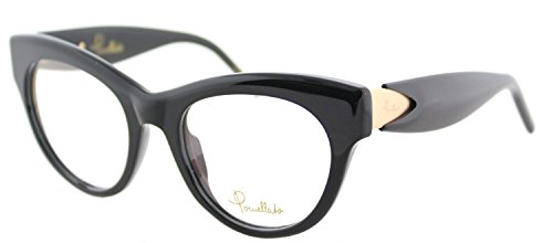 pomellato-pm-0009o-001-black-plastic-cat-eye-eyeglasses-50mm