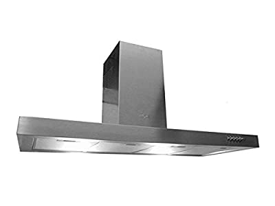"Range Hood Wall Mounted Stainless Steel 42"" KA-101-CS NT AIR"