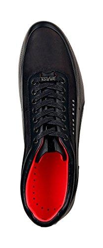 Sneaker Capo Hb Racing Per Uomo, 50307934 Nero (001)