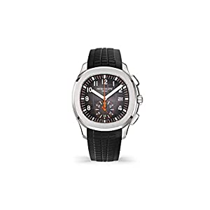 Best Epic Trends 31z4k%2BbANpL._SS300_ Patek Philippe Aquanaut Steel 5968A-001with Black Embossed dial