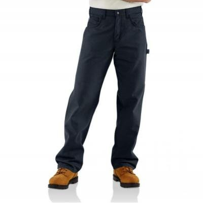 Men's Carhartt Flame Resistant Loose Fit Midweight Canvas...