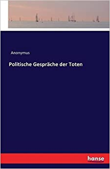 Book Politische Gespräche der Toten