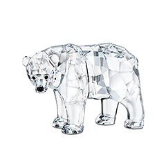 Swarovski Crystal Mother Bear