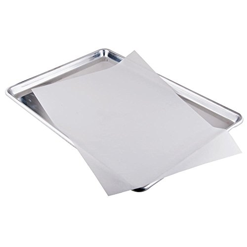 1 X Parchment Paper for Baking Pan Liners 110 Sheets Silicone Treated 12 x 16 (Better Luck Next Time Half Past Forever)