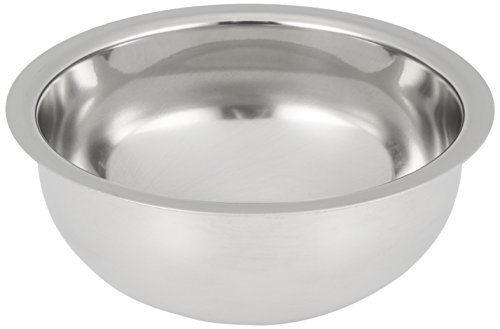 - Edwin Jagger Contemporary Chrome Plated Shaving Soap Bowl