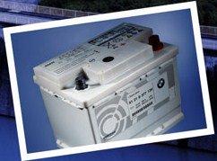 【BMW純正】 BMW E39 5シリーズ バッテリー110A 充電済み即使用可 B008R6IFYC