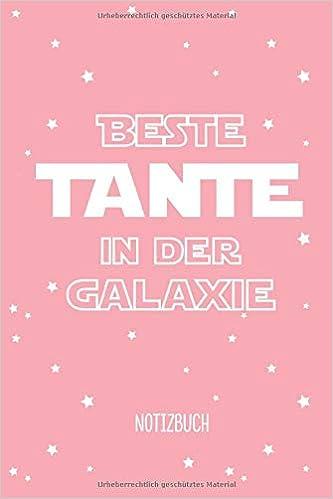 Beste Tante In Der Galaxie A5 Notizbuch Für Geschenke An