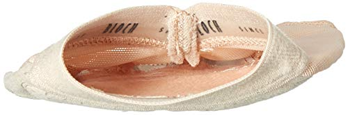 Mesh Women's Gloves Foot Soleil Bloch Dance Tan Zfx0w6
