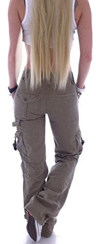 station Donna Style Cachi Cargo Jeans xYqnBAS