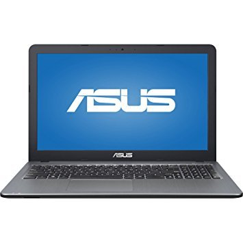 "2017 ASUS X540SA 15.6"" HD Widescreen LED Display Laptop, Intel Pentium N3710 Quad-Core Processor, 4GB RAM, 1TB HDD, DVD Writer, WIFI, HDMI, Webcam, Windows 10, Silver"
