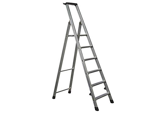 ZARGES Stufen-Stehleiter 6 Stufen Z300