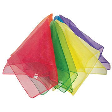 Palos Sports Juggling Movement Rhythm and Dance Scarves (Bag of 108) by Palos Sports (Image #3)