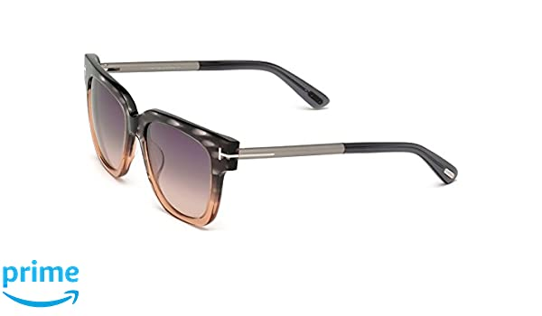 8d856c07a5bf Sunglasses Tom Ford TF 436-F FT0436-F 20B grey other   gradient smoke at  Amazon Men s Clothing store