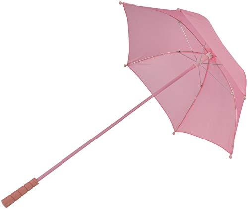 Morris Costumes Parasol Nylon Pink -