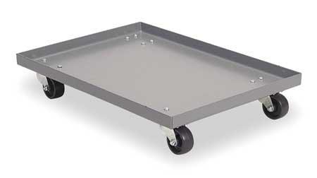Akro-Mils RU842HR2918 Steel Dolly N//A3 Polyolefin Casters 29 x 18 N//A3 Polyolefin Casters 29 x 18 AKMRU842HR2918
