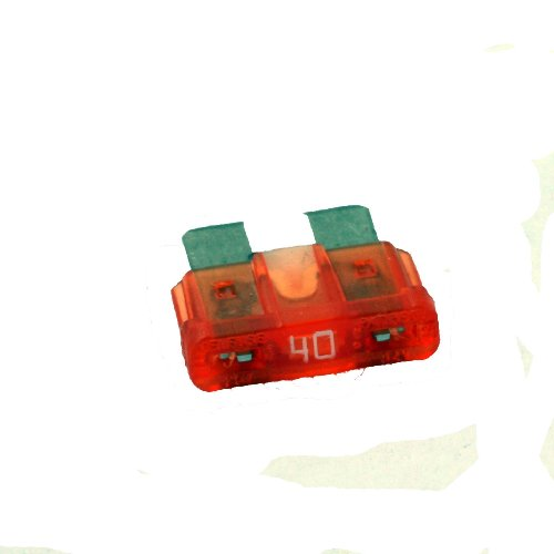 UPC 035744167962, 40 AMP ATO Plug In Fuses 25 Pack