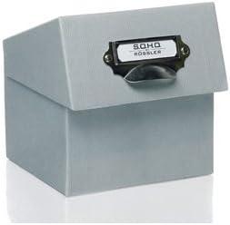S.O.H.O. Stone – Caja para guardar – También para fichas A6 VE=3 ...