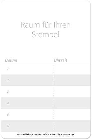 f/ür Zahnarzt Terminkarten Zahnpflege 100 St/ück Mundhygiene