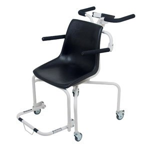 [The Amazing Detecto 6880 Digital Rolling Chair Scale] (Detecto Digital Chair Scale)