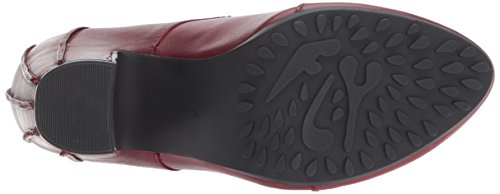 Bar Red Heels Acer138fly Cordoba London Women's Fly T Red cgqI6nf8