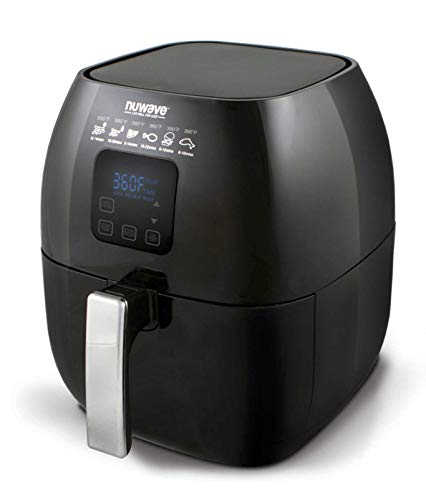 NuWave Versatile Brio Air Fryer with One-Touch Digital Controls (Chicken Oven Grilled)