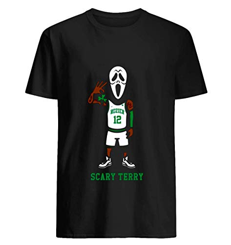 Scary Terry Scream Mask - Rozier Scream Mask Boston Basketball Playoff