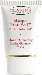 clarins thirst quenching hydra care mask