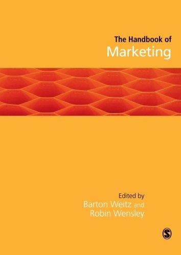 The Handbook of Marketing