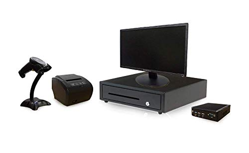 Retail Point of Sale System - Includes Mini Desktop PC, 20