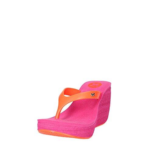 Zaxy 81759 90212 Chanclas Mujer Naranja