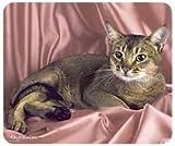Abyssinian Cat Mousepad