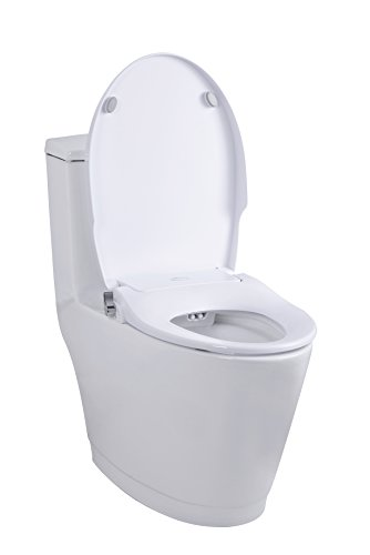 Alpha-ONE-V2-Bidet-Seat-IMPROVED-DESIGN-Elongated-Non-Electric-Dual-Nozzles-Ultra-Low-Profile-Powerful-Spray-EZ-1-Lever-Control-Brass-Valve-and-Fittings-Sturdy-Sittable-Lid