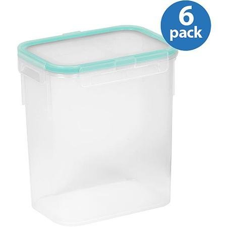 Snapware Airtight and Leak Proof 7.3-Cup Rectangle Food S...